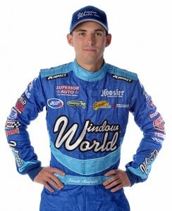 Jarett Andretti Secures USAC Silver Crown Seat With Window World